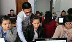 Dạy học kế toán thuế tổng hợp thực tế thực hành, kế toán trên excel