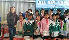 Hành trình Từ thiện Điều ước vùng cao - Trạm Tấu, Yên Bái