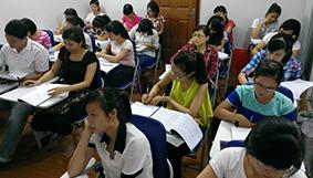 Hình ảnh tiêu biểu các lớp Kế toán thực tế cho người MỚI BẮT ĐẦU