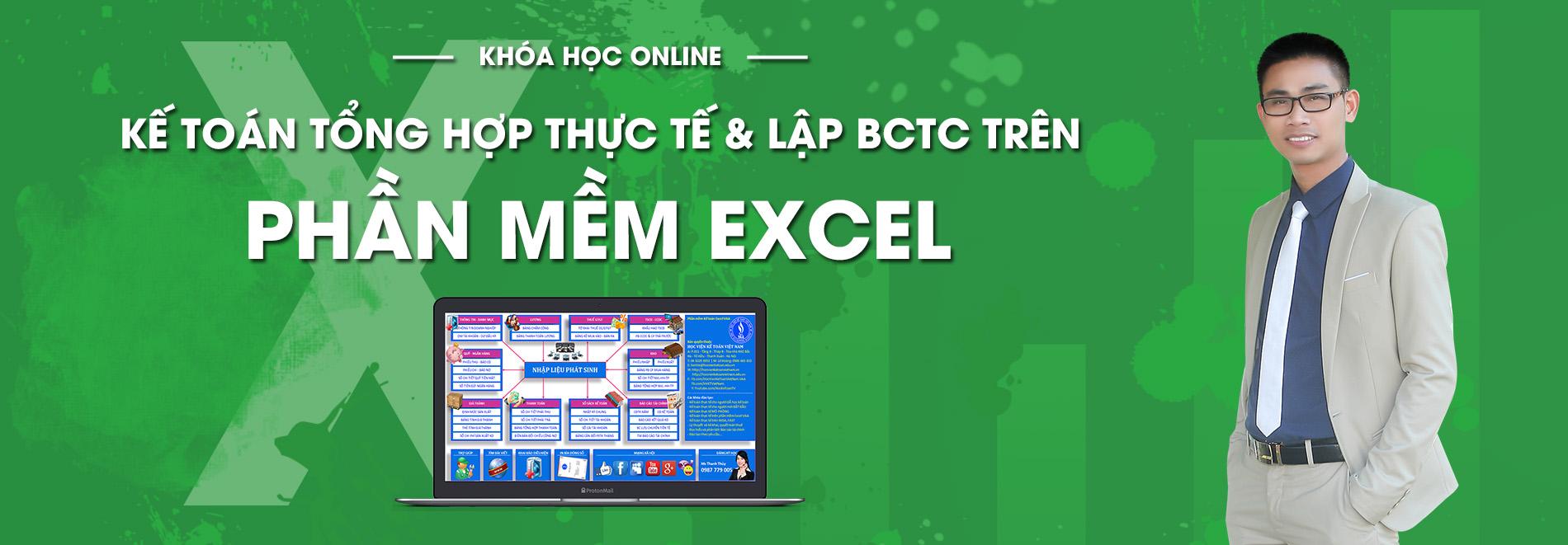 Kế toán Excel